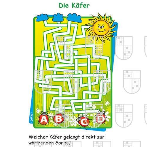 0007-0366 Kinderlabyrinth online Rätsel kaufen