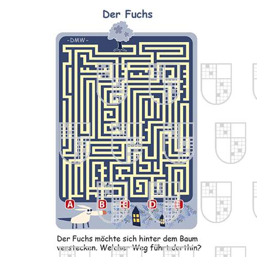 0007-0375 Kinderlabyrinth online Rätsel kaufen
