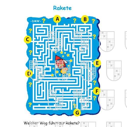 0007-0377 Kinderlabyrinth online Rätsel kaufen