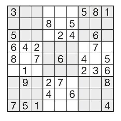 607_001 Sudoku leicht