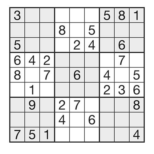 Sudoku Leicht Kostenlos