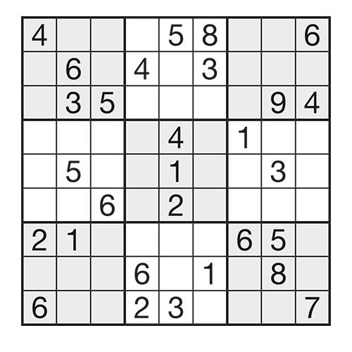 608_002 Sudoku mittel
