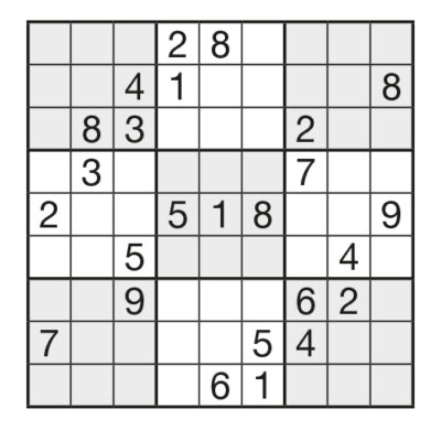 609_001 Sudoku schwer