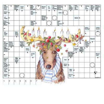 Motivraetsel-Weihnachten-1 Rätsel Online kaufen