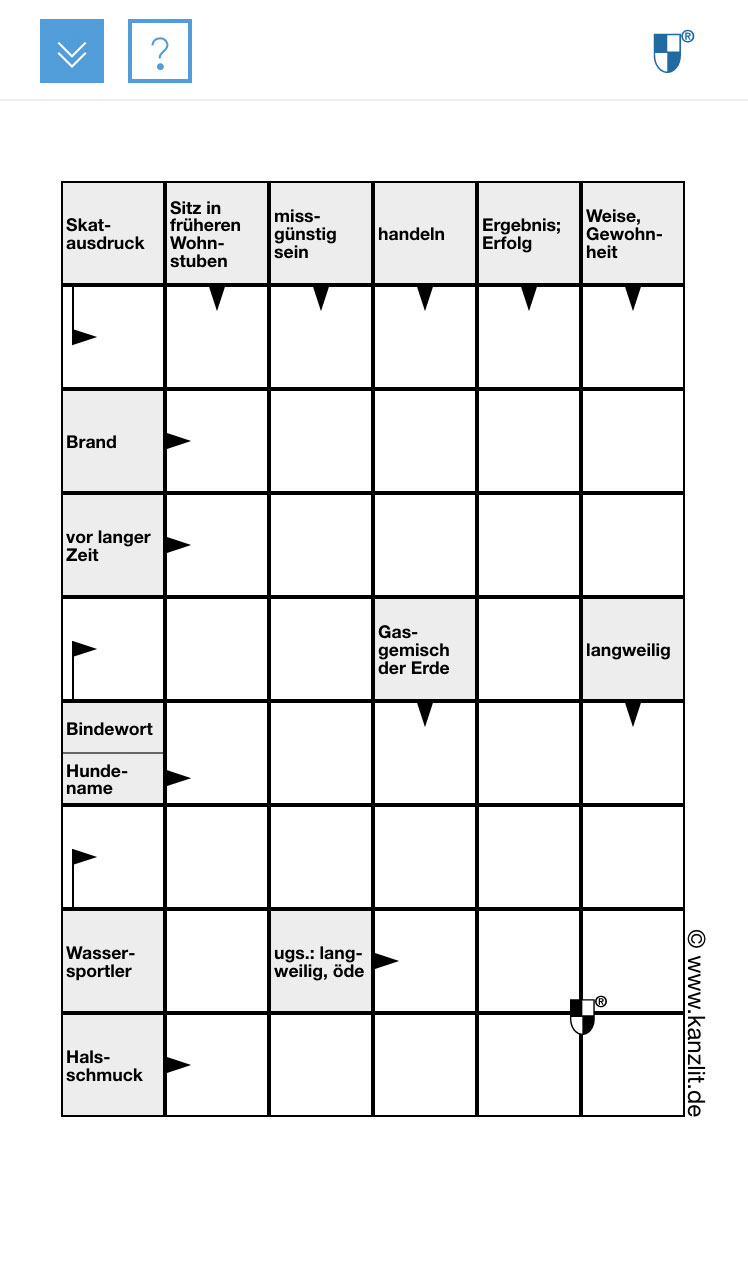 Schwedenraetsel-Kreuzwortraetsel-6x9-mobil Responsiv Rätsel Online Rätsel